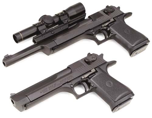 DESERT-EAGLE - Mark VII Desert Eagle Pistols (ARC-SCANDINAVIA)